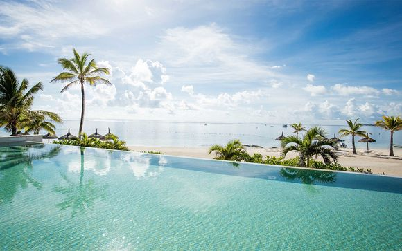 Long Beach Spa Resort 5* et extension possible à Dubai