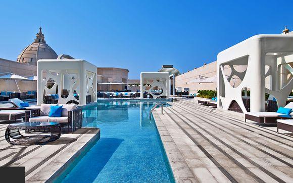 V Hôtel Dubai, Curio Collection 5* et spectacle La Perle