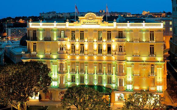 Hôtel Hermitage Monte Carlo 5*