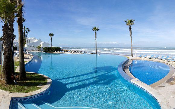 Amphitrite Palace Beach Hotels & Convention Center 5*