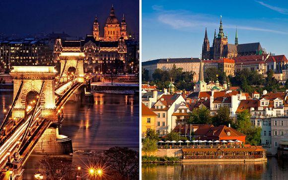 Suivez-nous... à Prague et Budapest
