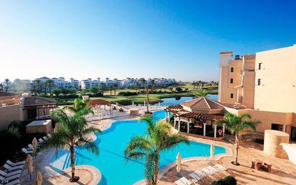 Hôtel La Torre Golf Resort & Spa 5*