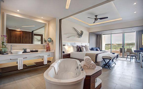 Poussez les portes de l'hôtel Royalton Blue Waters 5* à Montego Bay
