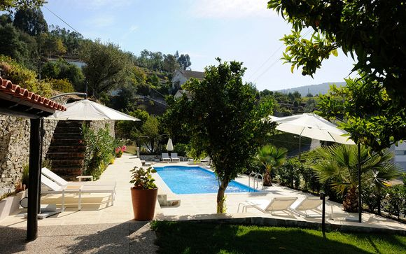 Hôtel Quinta da Palmeira 4*