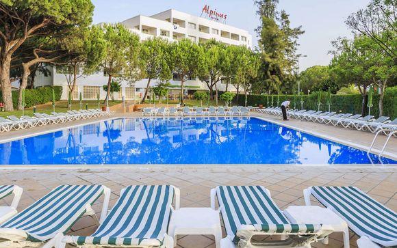 Alpinus Algarve Hôtel 4*
