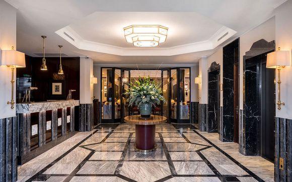 Poussez les portes de votre 5* Collection Luxe