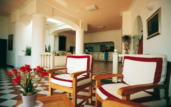 Poussez les portes du Park Hotel Terme Michelangelo 4*