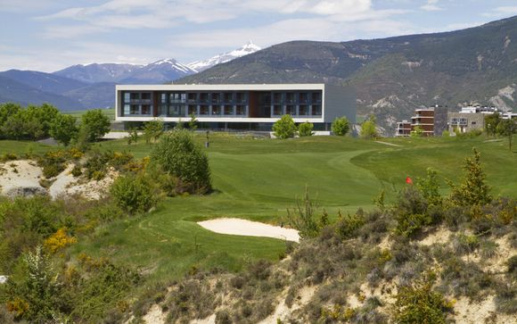 Hôtel Margas & Golf 4*