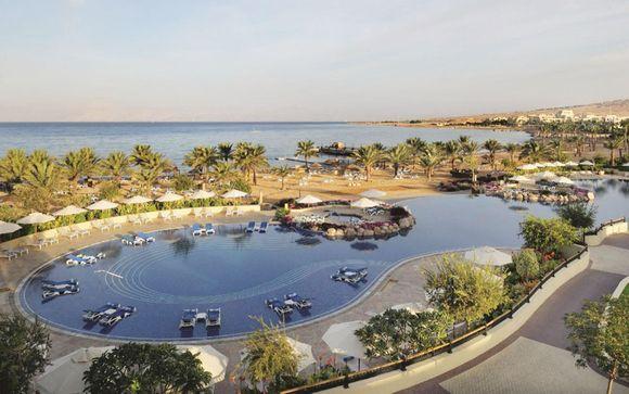 Votre extension au Mövenpick Tala Bay 5* à Aqaba
