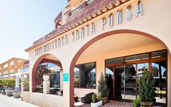 Poussez les portes de l'hôtel Tryp Santa Ponsa 4*