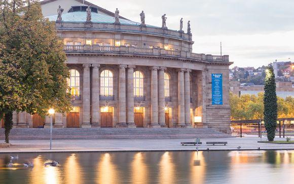 Le Staatsoper Stuttgart
