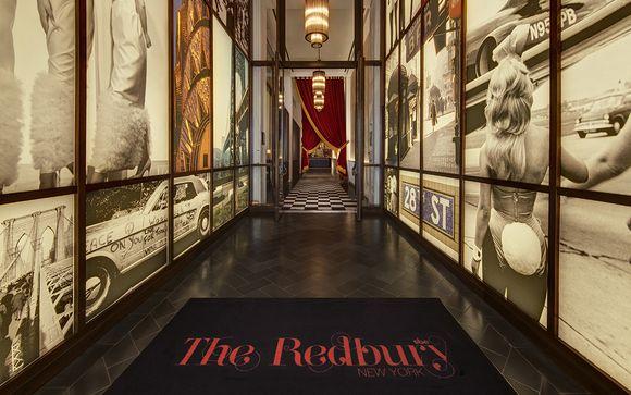 Poussez les portes de l'hôtel The Redbury 4*