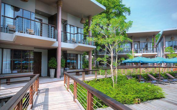Poussez les portes de l'hôtel Sai Kaew Beach Resort à Koh Samed