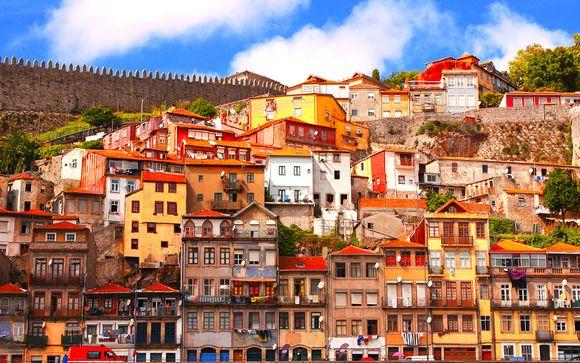 Combiné 4* Hôtel Cristal Porto et Agua Hotels Mondim de Basto