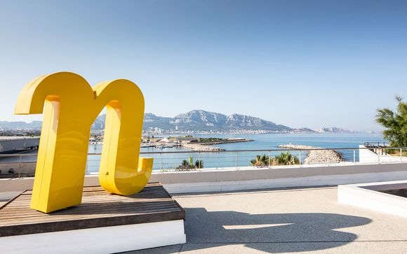 Hôtel nhow Marseille 4*