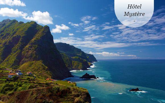 Portugal Funchal - Hôtel Mystère 5* sur l'île de Madère à partir de 649,00 €