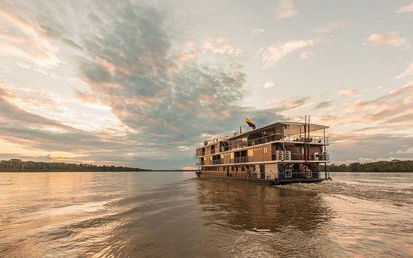 Croisière en Amazonie et séjour à Quito et Cotopaxi