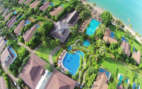 Hôtel The Village Coconut Island 5*