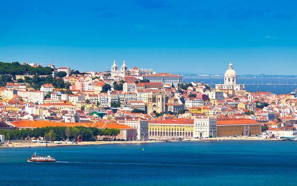 Hôtel Mystère 5* à Lisbonne