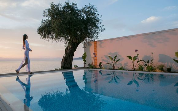 Hôtel Domes Miramare Corfu 5* - Adult Only