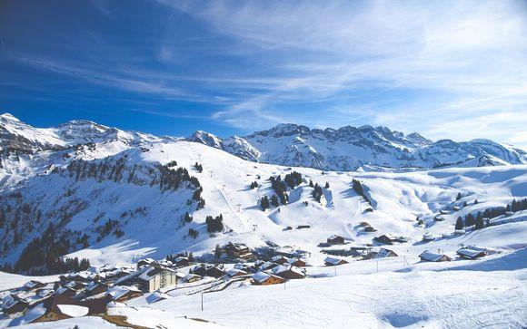 Rendez-vous dans... Les Alpes !