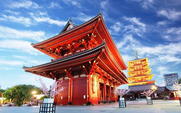 Combiné Pékin et Tokyo avec ou sans extension à Kyoto