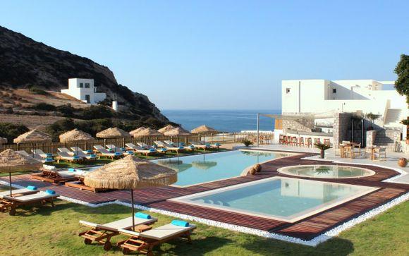 Golden Milos Beach Hotel 4*