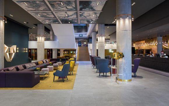 Votre pré-extension à l'hôtel Sokos Presidentti 4*