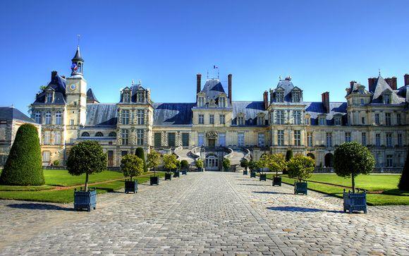 Rendez-vous... à Fontainebleau