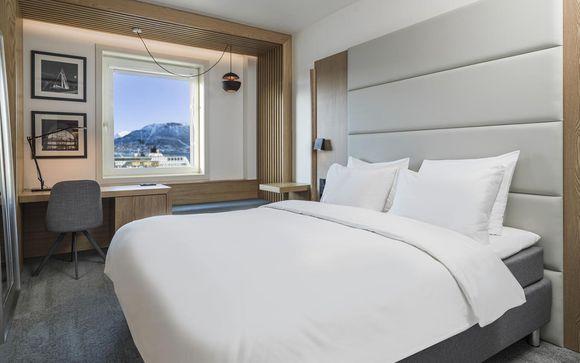 Pour votre confort durant votre séjour à Tromso