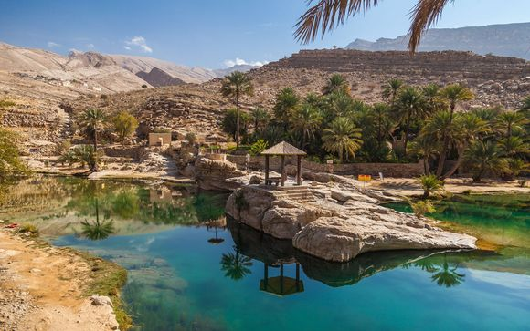 Datation Oman Muscat