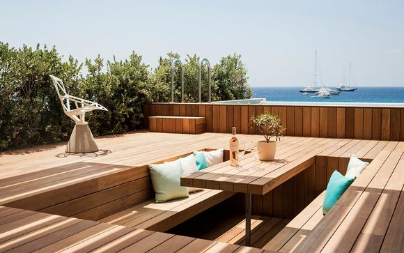 Hôtel Mykonos Dove Beachfront 5*