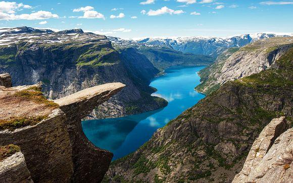 Découverte de l'Est norvégien