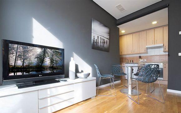 Poussez les portes de votre Studio /Appartement
