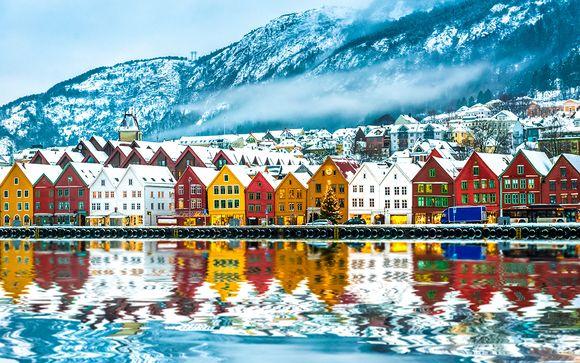 Tour de la norvège en 5 jours