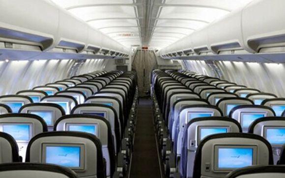 Offrez-vous un vol avec la compagnie Cabo Verde