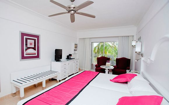 Poussez les portes de votre hôtel Riu Palace Macao 5*