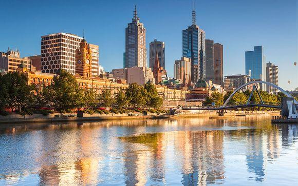 Votre pré-extension à Melbourne