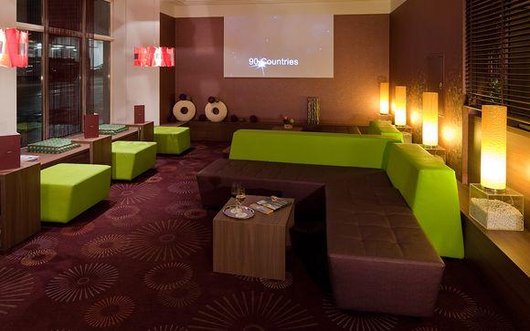 Poussez les portes de votre hôtel Mercure Wien City 4*