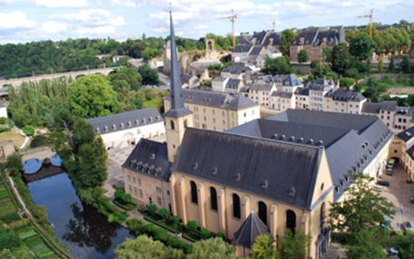 Hotel Parc Plaza 3* Sup - Luxembourg - Luxembourg