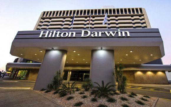 Poussez les portes de votre 5* à Darwin (ou similaire)