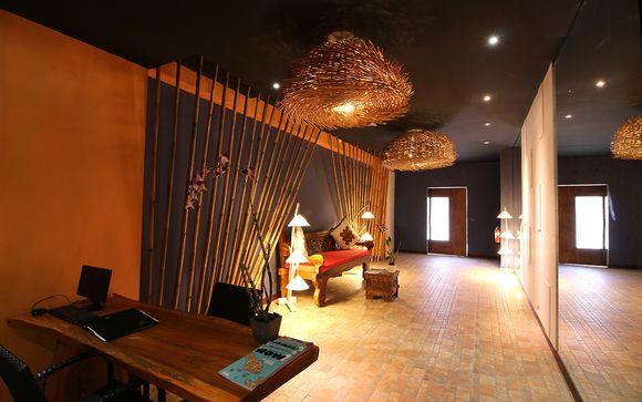 Poussez les portes du Petit Hôtel Bali 4* à Ubud