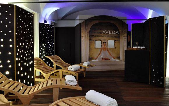 Poussez les portes du Grand Hotel Piazza Borsa 4*