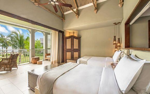 Poussez les portes du The St. Régis Mauritius Resort 5* Luxe
