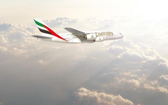 Faites l'expérience d'un vol d'exception en Classe Affaires avec Emirates