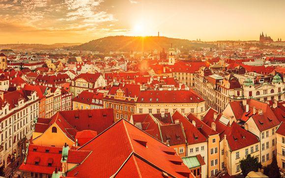 République Tchèque Prague - K+K Hotel Central 4* à partir de 88,00 € (88.00 EUR€)
