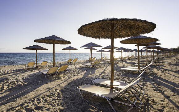 Vacances sereines et luxueuses au soleil