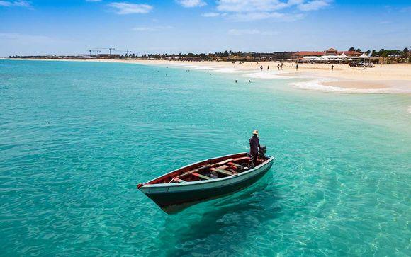 Hôtel Riu Palace Cabo Verde 5*