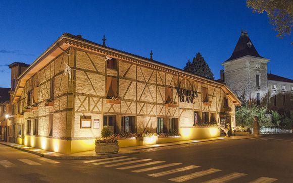 Relais et Châteaux Georges Blanc Parc & Spa 5*