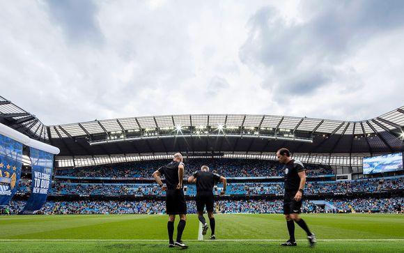 A la découverte du football anglais